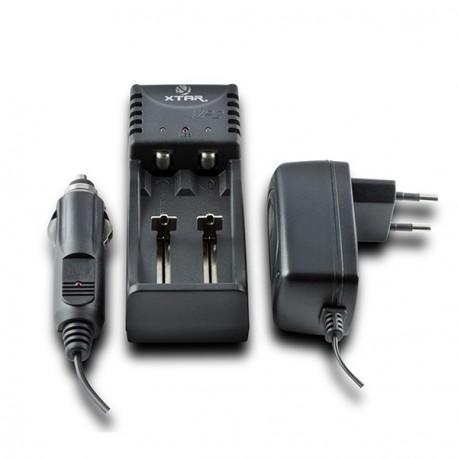 Chargeur XTAR WP2 II