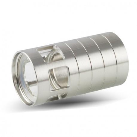 Tank Glastank inox pyrex pour Vapor Giant Mini v2.5