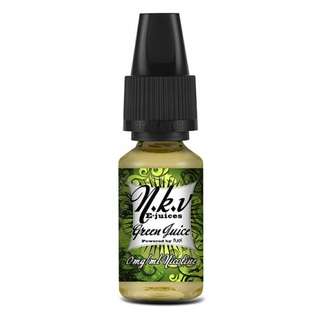 NKV E-Juices - Green Juice