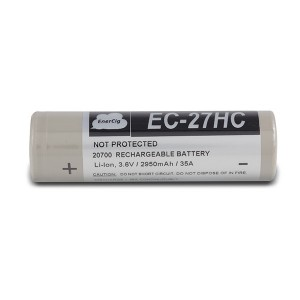 Accu Enercig EC 27HC 20700 2950 mAh 35A