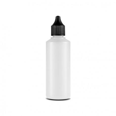 Flacon PE 80 ml avec pipette
