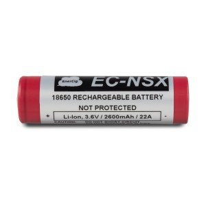 Accu Enercig EC-NSX 18650 2600mAh 22A