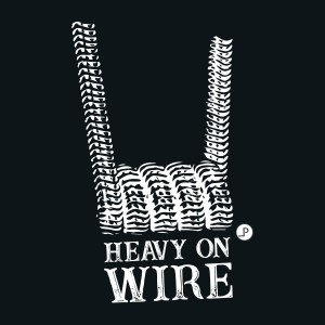 T-Shirt Heavy on wire