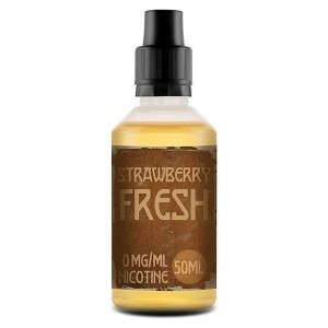 Strawberry Fresh / Fraise Menthol