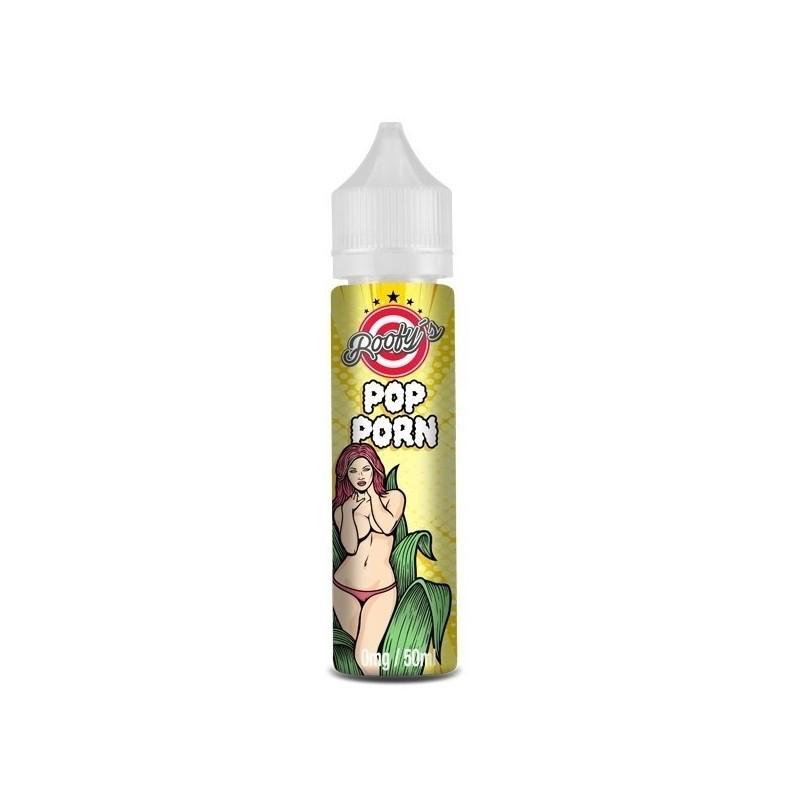 E liquide Roofy's Pop Porn
