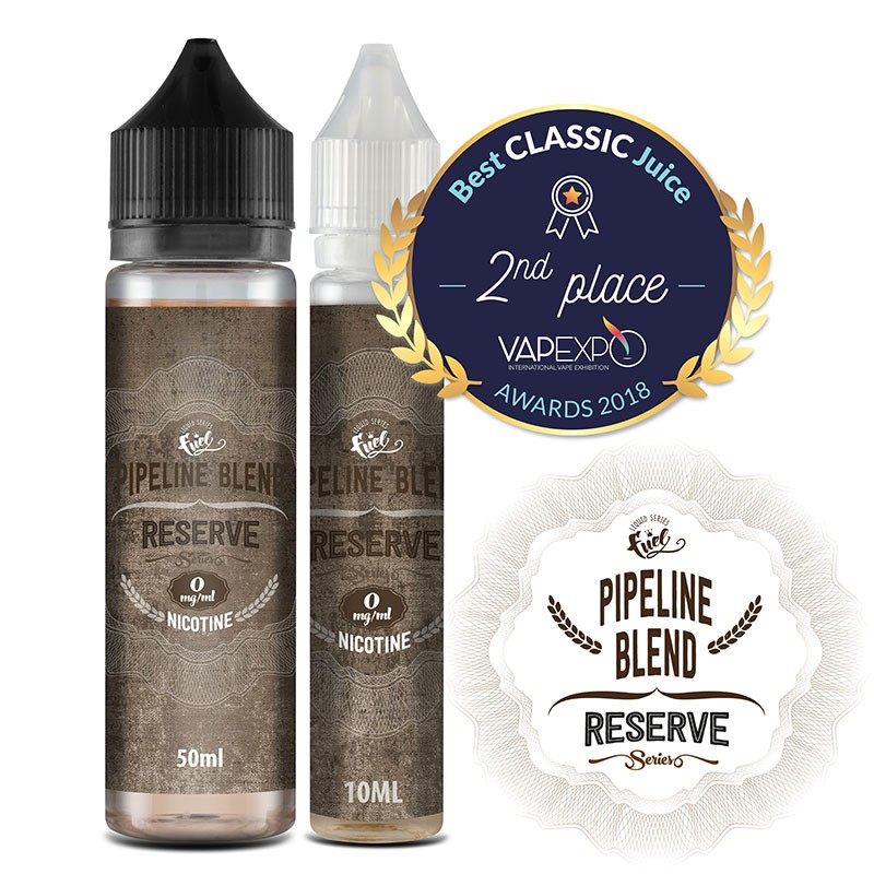 E liquide PIPELINE Blend Reserve