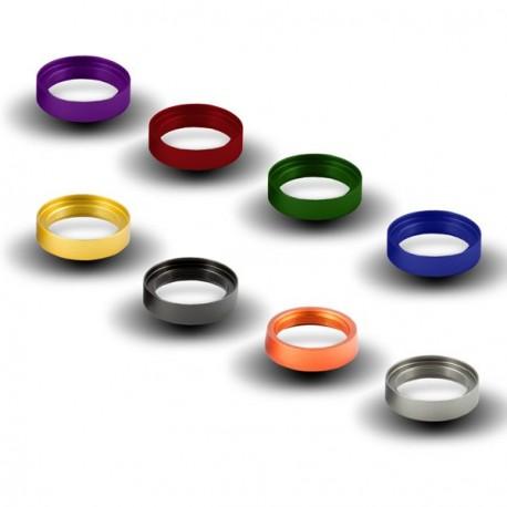 Bagues de couleur 22 mm pour Top cap Skarabäus Pro / Vireo Maxi