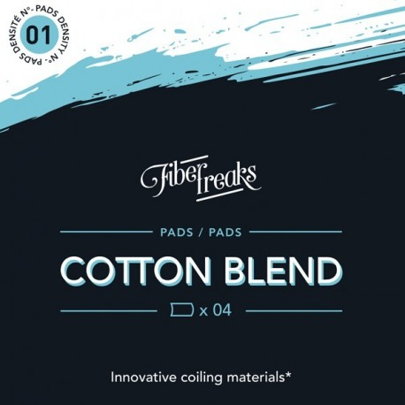 Fiber Freaks  Cotton Blend