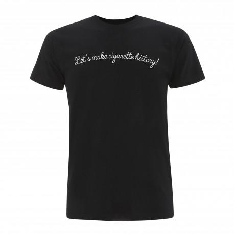 T-Shirt Vape Wave et stickers