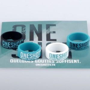 Pack de 4 Bands ONESHOT TV