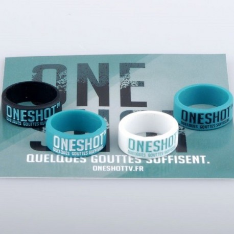 Pack de 4 Bands ONESHOT TV