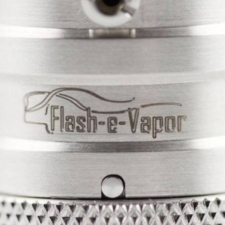 Atomiseur reconstructible Flash e-Vapor v4L - 9 ml