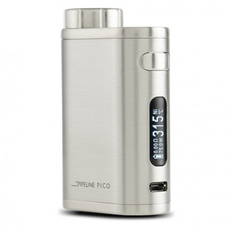 PIPELINE Pico Couleur-Brushed Silver