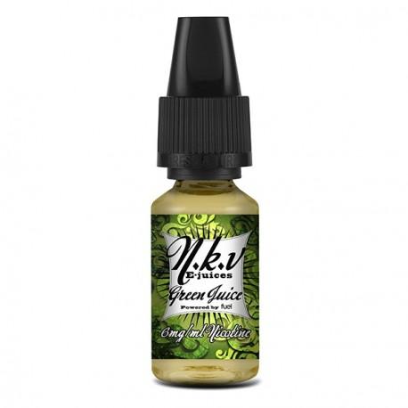 NKV E-Juices - Green Juice