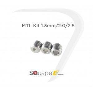 Kit MTL 1,3/2,0/2,5 pour SQuape E[motion]