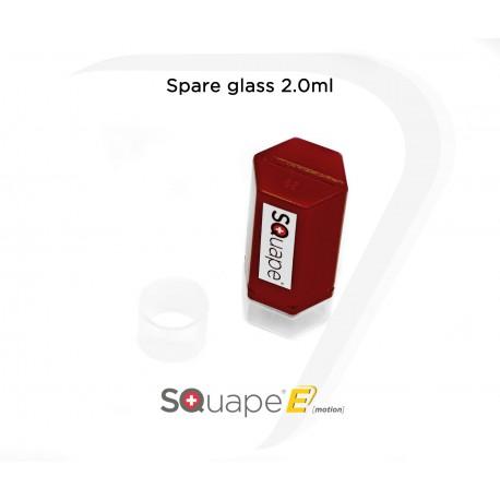 Tank verre de remplacement 2.0ml pour SQuape [E]motion