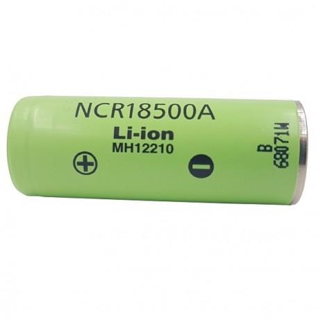 Accu Panasonic NCR 18500 2000mAh 3,8A
