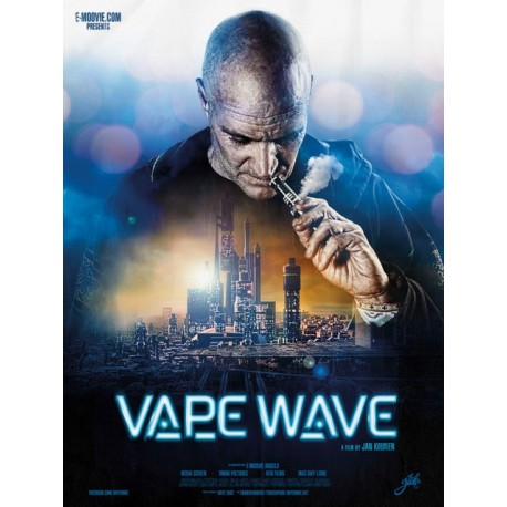 Vape Wave Le film par Jan Kounen (DVD ou Blu-ray)