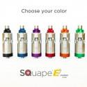 Bague d'airflow colorée pour SQuape E[motion]