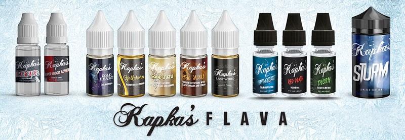 Arômes Kapka's Flava