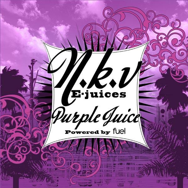 E liquide NKV Purple