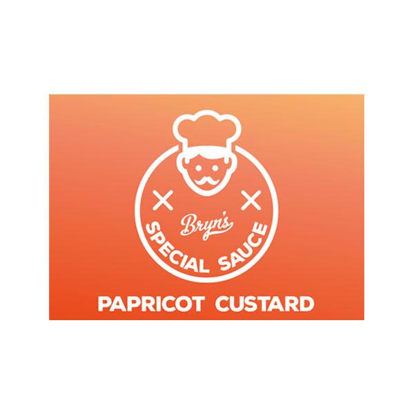 Arôme Papricot Custard