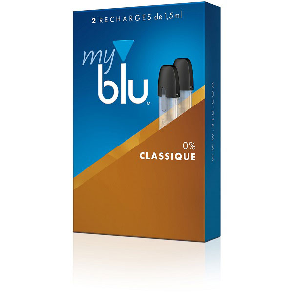 Capsules MyBlu Classique