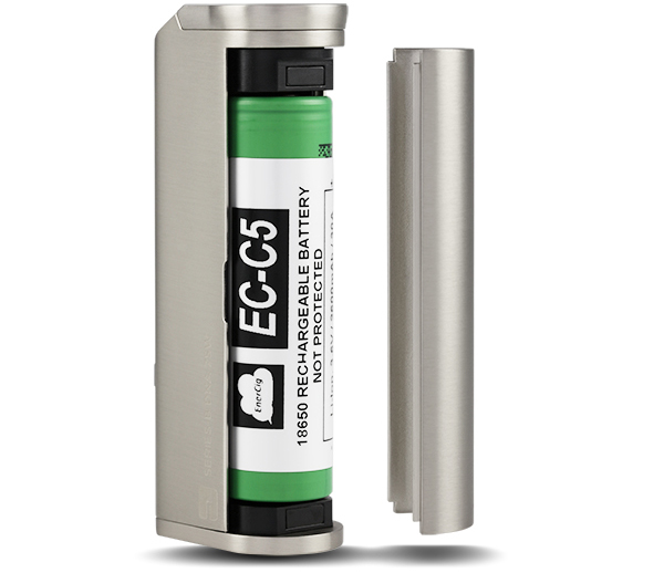 Accu 18650 amovible