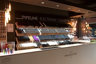 Magasin PIPELINE Store Clichy