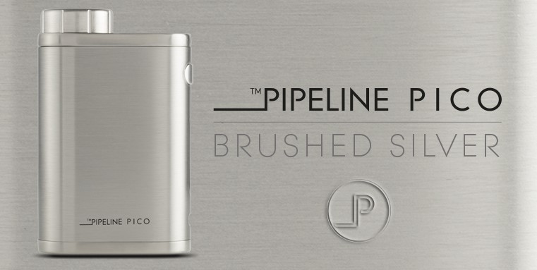 PIPELINE Pico Brushed silver